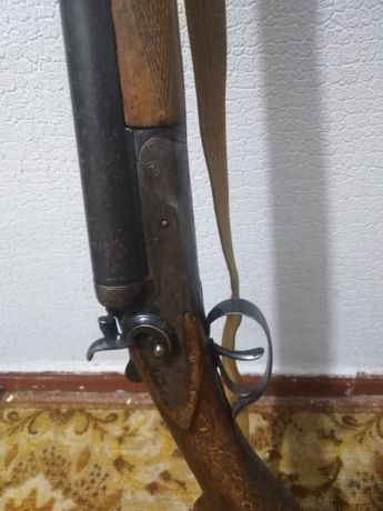 Коллекционное охотничье ружье ТОЗ-63, 1960 года 16к.
