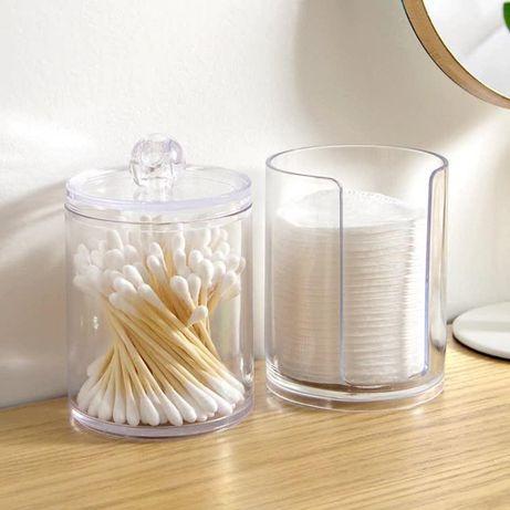 Органайзер для ватных дисков и палочек