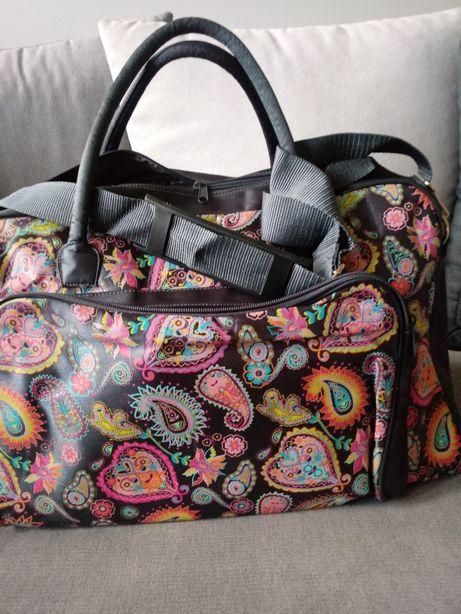 kolorowa torba