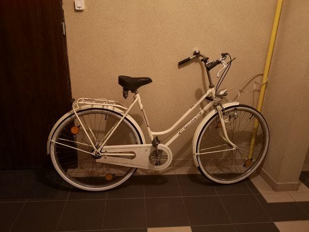 Skradziono rower Amsterdam retro