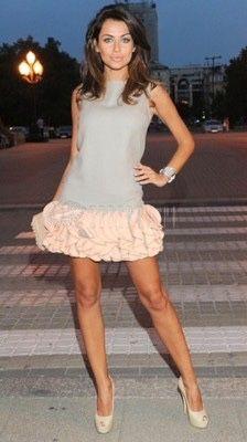 Sukienka Lou, rozmiar S