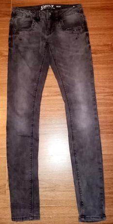 Джинсові жіночі штани