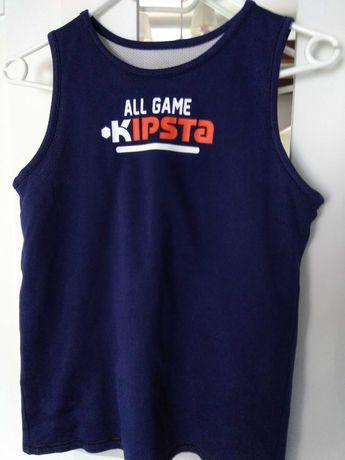 Koszulka do gry w koszykówkę Decathlon dwustronna 152