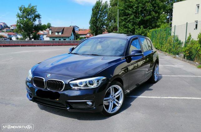 BMW 116 d EDynamics Line Sport