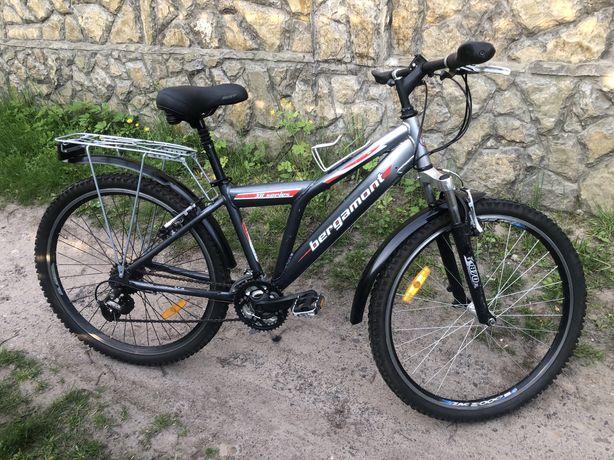 Bergamont велосипед б/у