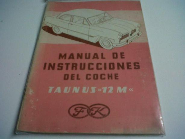 Taunus 12M G13 1952/1959