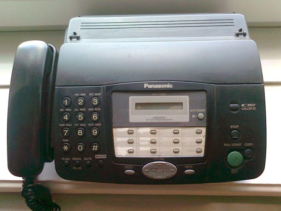 Продам факс Panasonic KX-FT904UA Харьков - изображение 1