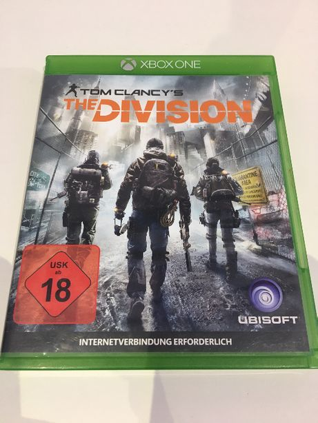 Tom Clancy`s The Division xbox one