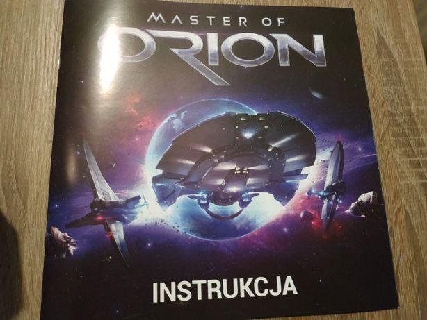 Master of Orion - Gra planszowa