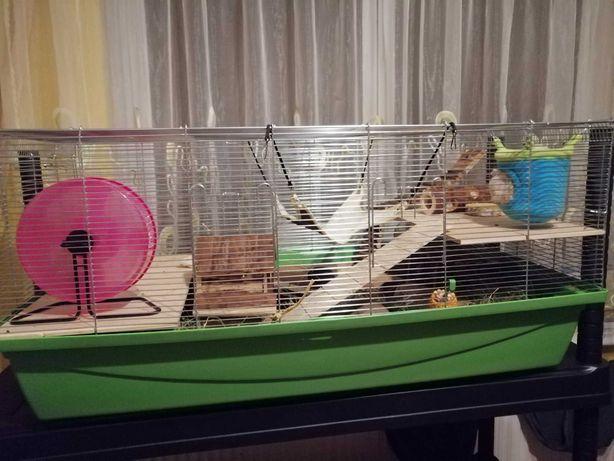 Klatka dla chomika/myszy 100 x 50 cm