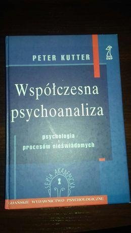 Współczesna psychoanaliza psychologia procesów nieświadomych Kutter