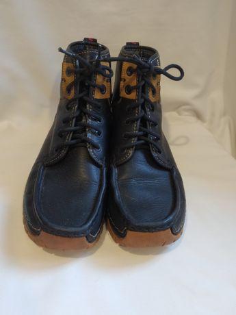 Фирменные ботинки Wollky