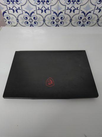 Computador portátil gaming i7 MSI GF63