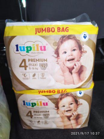 Lupilu 4 Premium maxi 92шт