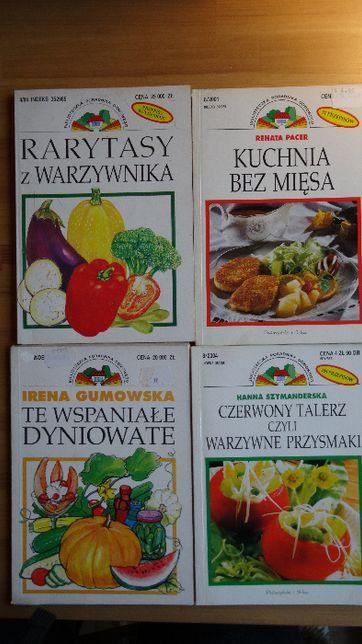 Poradniki wegetariańskie, vege, wegetarianizm, warzywa, zestaw