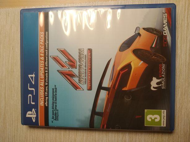 Asseto Corsa PS4