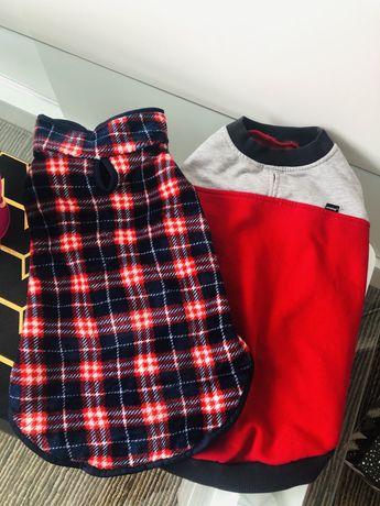 Amiplay 2 x bluza dla pieska M 10-14 kg Amiplay