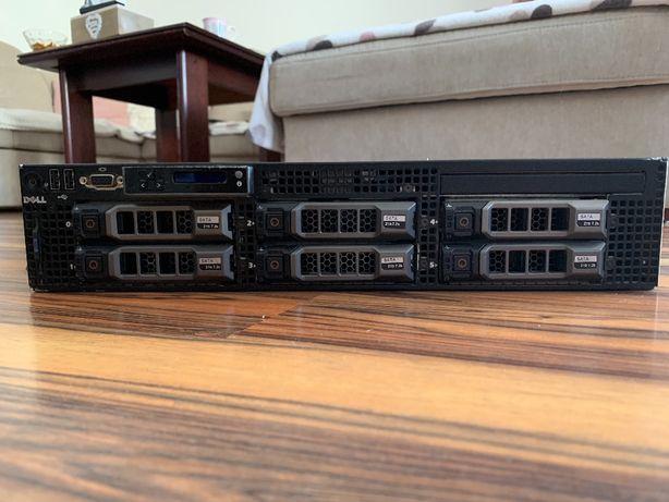 Serwer Dell R710 2xe5650 2.67Ghz | 18GB RAM | 4x450 SAS HDD