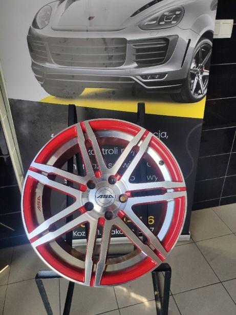 Felgi Aluminiowe ASA 18'' NOWE!!! 5x114,3 Honda, Hyundai, Toyota
