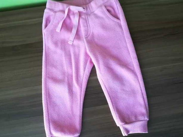 Spodnie roz 80 cool club