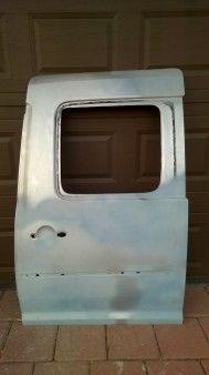 Drzwi tylne przesuwne do volkswagen caddy long, lewe od strony kierowc