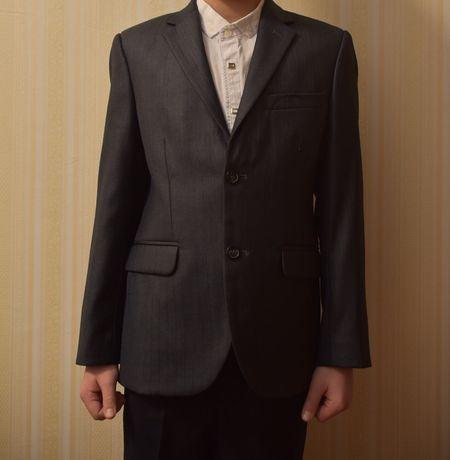 Пиджак мальчик размер 134-140