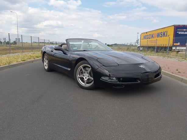Corvette c5 50th
