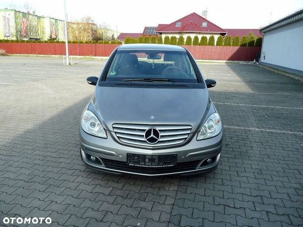 Mercedes-Benz Klasa B 170 w245 AUTOMAT 161 tyś oryg. przebieg. BARDZO ŁADNY