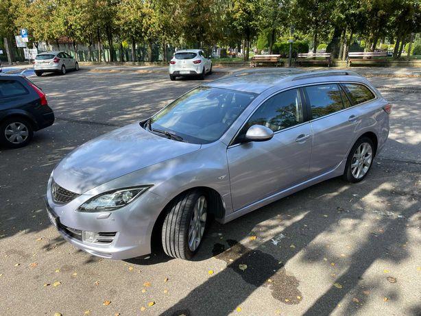 Piękna Mazda 6 GH kombi