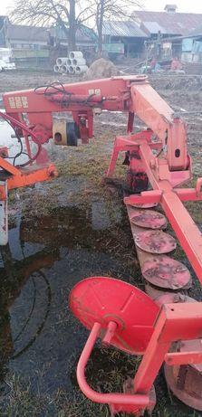 Kosiarka dyskowa Keverneland tarrup 2528 uszkodzona przekładnia