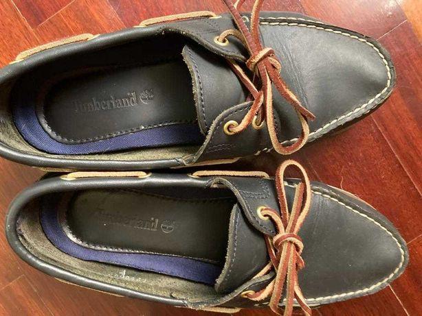 Sapatos Timberland Originais, novos (n40)