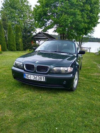 BMW 318i Automat Kombi