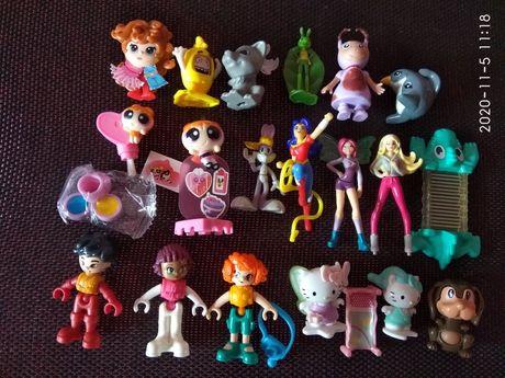 Киндеры-игрушечки