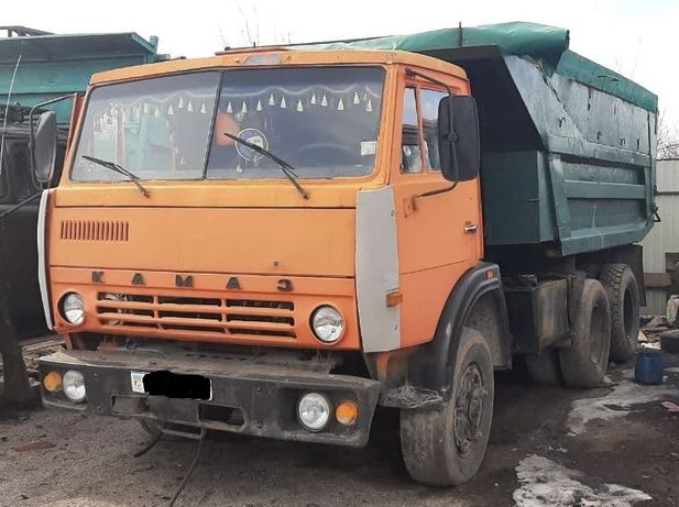 Продам КамАЗ 5511 з прицепом