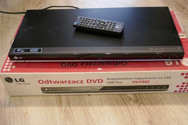 DVD LG Model DVX482