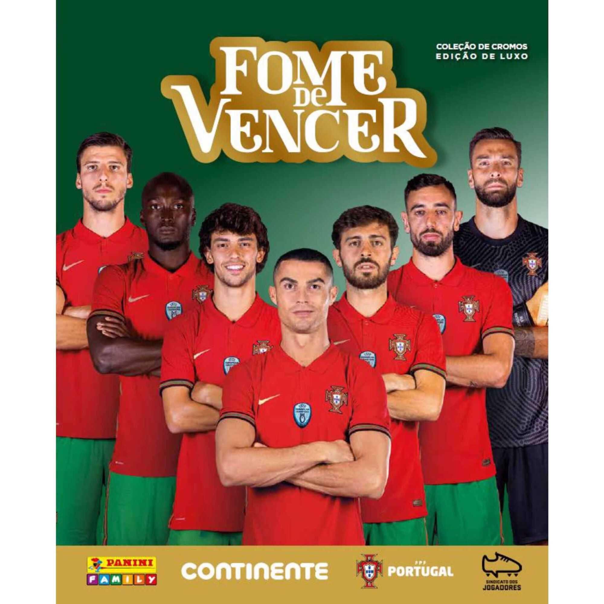 Cromos Euro 2020 - Fome de Vencer