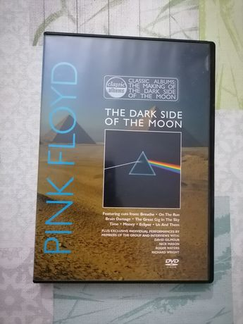 DVD Making of the Dark Side of the Moon - Pink Floyd