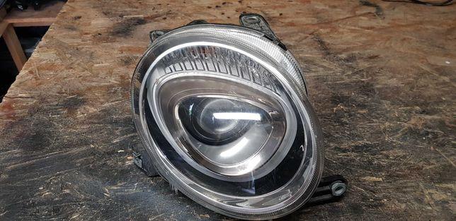 lampa przód Fiat 500 lift led