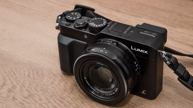 Panasonic Lumix LX-100