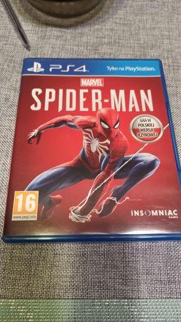 Gra Spider Man ps4