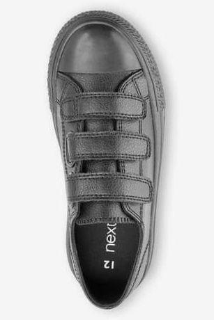Next buty skórzane trampki tenisówki r 28 Nowe