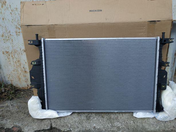 Ford Fusion форд фюжен радиатор кондиционера и охлаждения