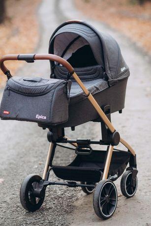 Универсальная коляска Carrello Epica 3в1 8511/1. Топ продаж