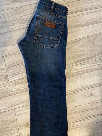 Spodnie Wrangler Arizona Stretch - Jeansy Straight Leg r. W31 L32