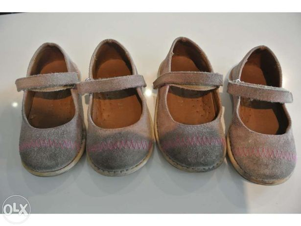 Sapato n.º 21 outono