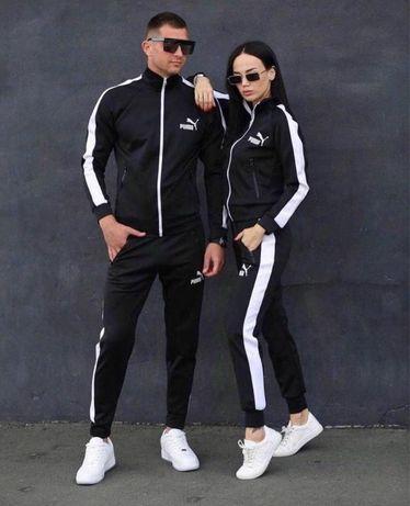 ОПТ/Дроп Спортивный костюм женский (мужской) Puma Nika Adidas