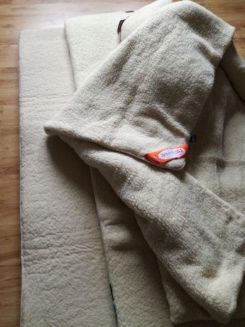 Materace 2 szt. +poduszki 2 szt.+ kołdra.