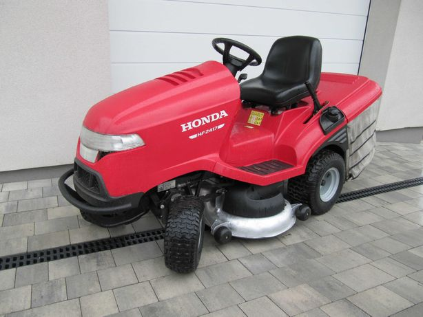 Traktorek Kosiarka HONDA HF 2417 V-TWIN Husqvarna NOWY MODEL
