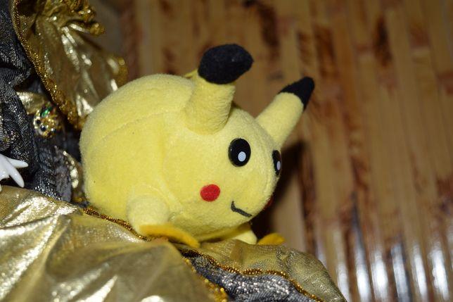 Пикачу м'яка жовтенька іграшка Pokemon
