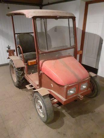 Traktorek SAM 126p